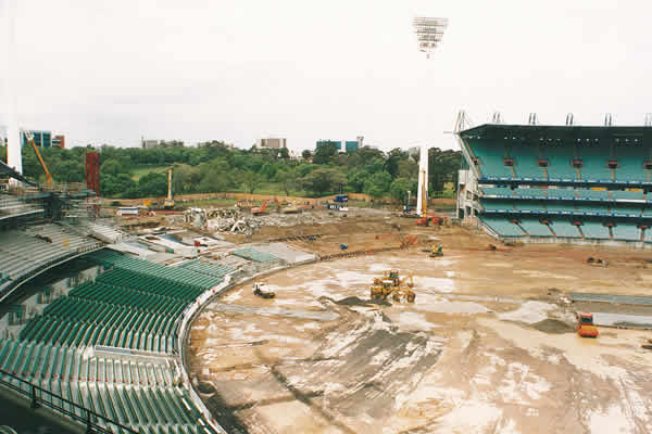 The Olympic Stand, Melbourne Cricket Ground